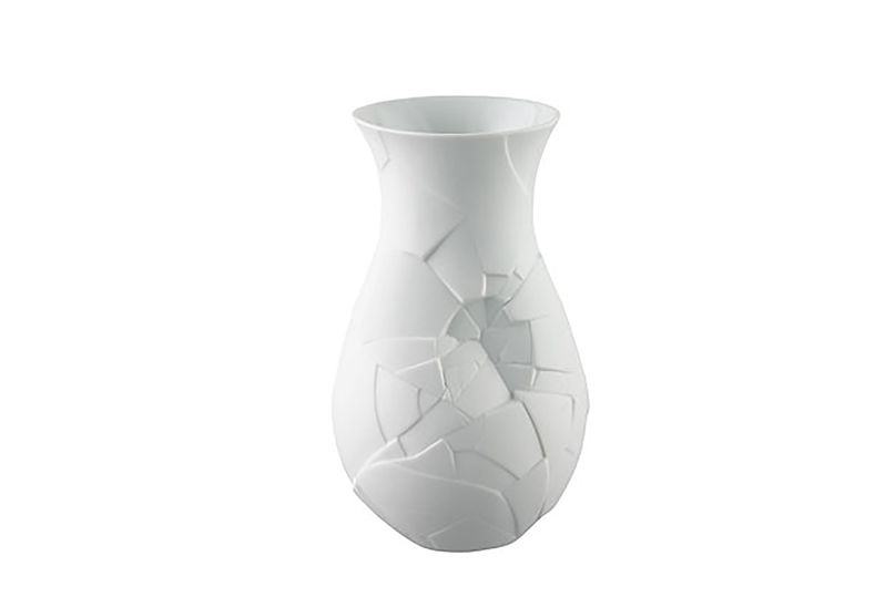 Vase of Phases - Bianco opaco h 21
