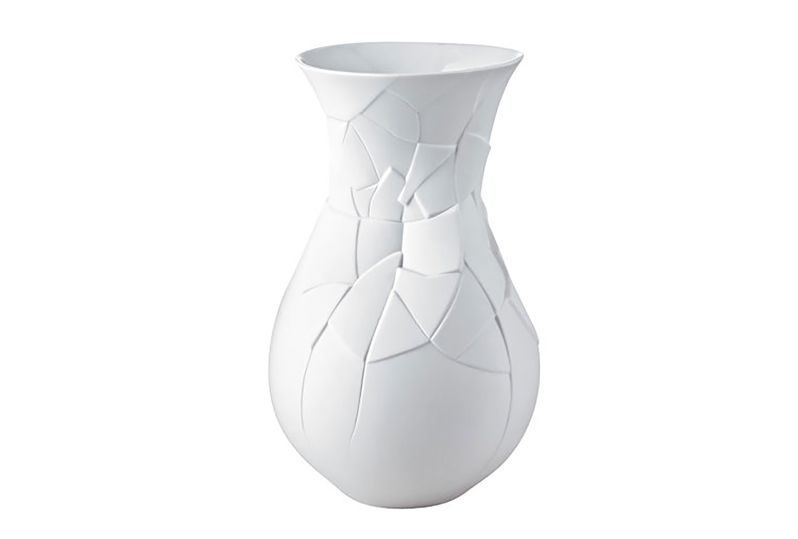 Vase of Phases - Bianco opaco h 30