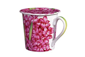 Set 4 Mug con coperchio