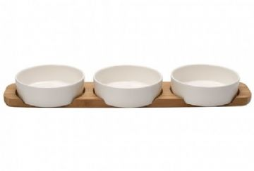 Piattino salse set 4 pezzi
